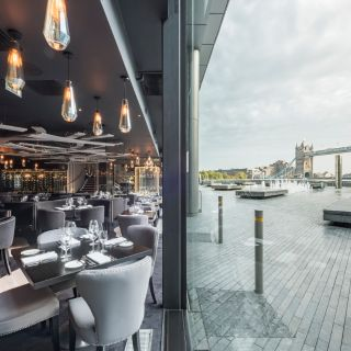 A photo of Gaucho Tower Bridge restaurant