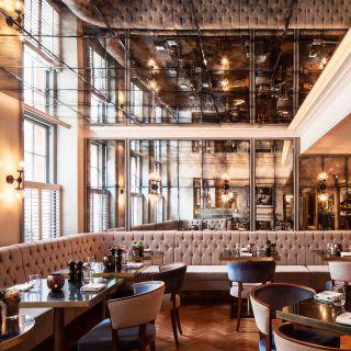 GBR - Great British Restaurant @ Dukes London