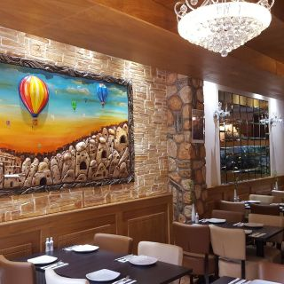 A photo of Gezi Park Restaurant restaurant