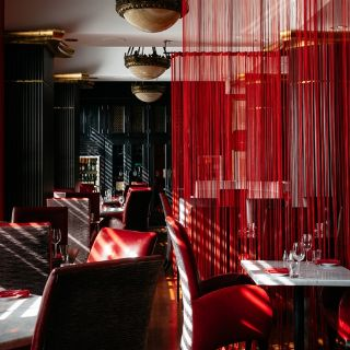 A photo of The Boheme - Grand Bohemian Hotel - Orlando restaurant