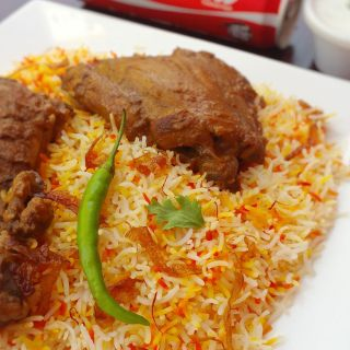 A photo of Unforgettable Biryani restaurant