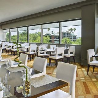 A photo of Blue Harbour Eatery + Bar - Westin Tampa Waterside restaurant