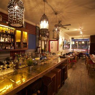 A photo of Fonda Lola restaurant
