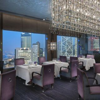 A photo of Pierre - Mandarin Oriental Hong Kong restaurant