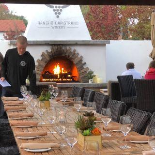 A photo of Rancho Capistrano Winery restaurant