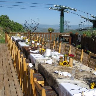 A photo of Lookout Cabin restaurant