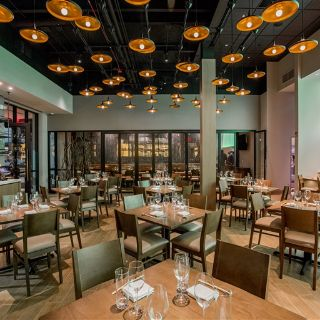 A photo of Roka Akor - Oak Brook restaurant
