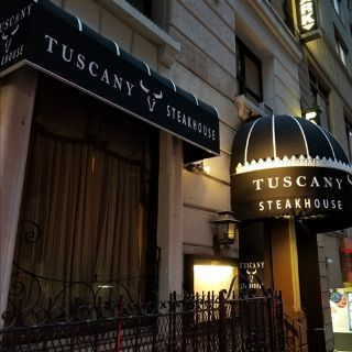 A photo of Tuscany Steakhouse restaurant