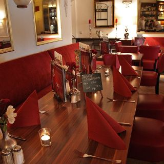 A photo of Lindencafé Potsdam restaurant