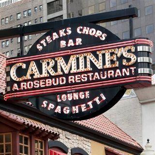 A photo of Carmine's Chicago restaurant