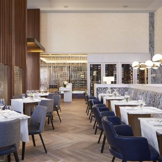 A photo of Torali - located at The Ritz Carlton, Chicago restaurant