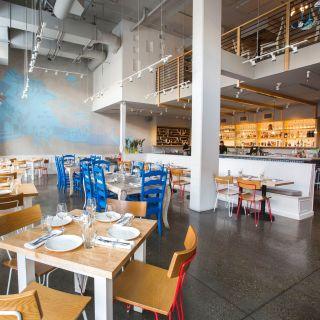 A photo of Omega Ouzeri restaurant