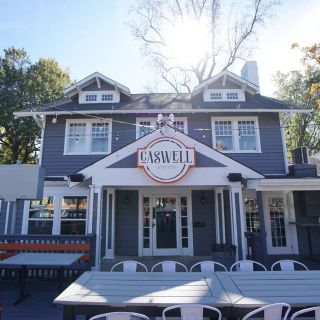 A photo of Caswell Station restaurant