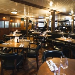 A photo of Hawksmoor Borough restaurant