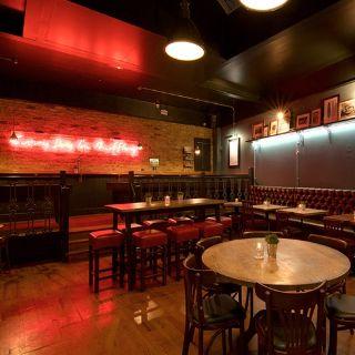 A photo of The Vine restaurant