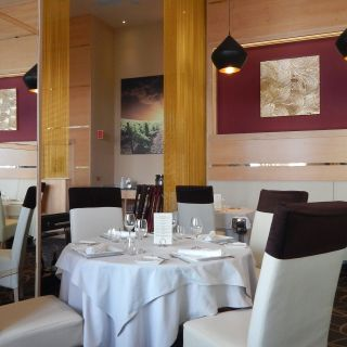 Una foto del restaurante Chardonnay at Riu Guadalajara
