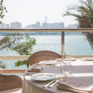 A photo of Cafe Milano - Four Seasons Abu Dhabi restaurant