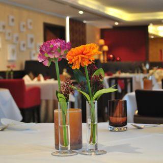 Een foto van restaurant Burg Staufeneck