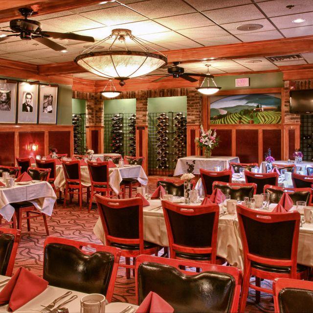 The Cau Andover Restaurant