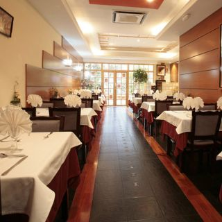 Una foto del restaurante Restaurant Indian Shanti