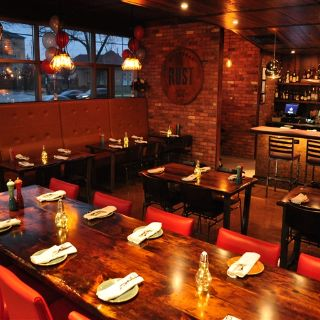 A photo of Rust Bistrobar restaurant