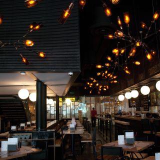 Una foto del restaurante Sliders - Santa Fe