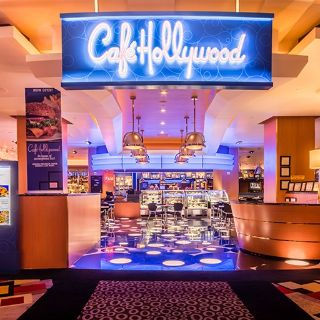 A photo of Cafe Hollywood Las Vegas restaurant