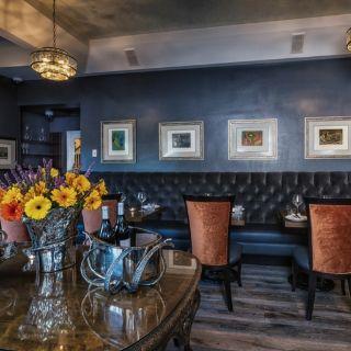 A photo of First & Oak at the Mirabelle Inn restaurant