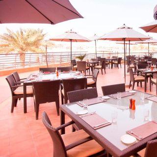 A photo of West 14th - Dukes Hotel Dubai restaurant
