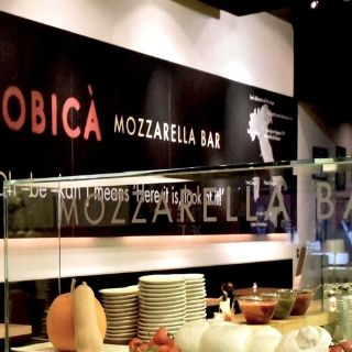 A photo of Obica Mozzarella Bar, Pizza e Cucina - Century City restaurant