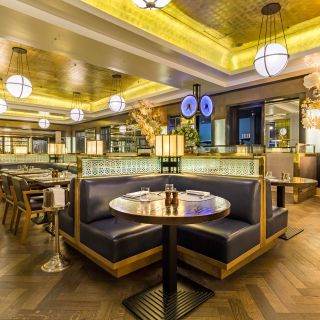 St Pancras Brasserie by Searcys