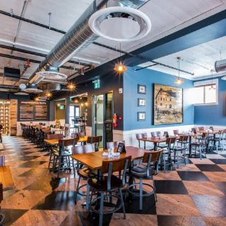 A photo of Mill Street Brewpub Calgary restaurant
