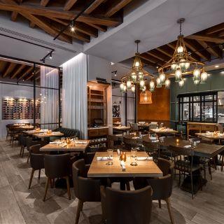 A photo of Corinne Restaurant restaurant