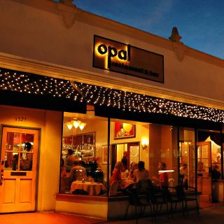 A photo of Opal Restaurant & Bar restaurant