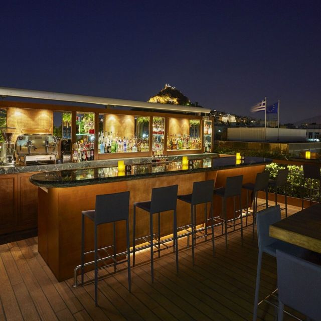 GB Roof Garden Restaurant - Athens, Central Greece | OpenTable