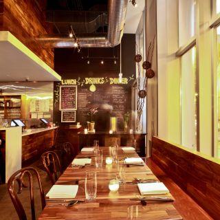 A photo of Saigon Sisters restaurant