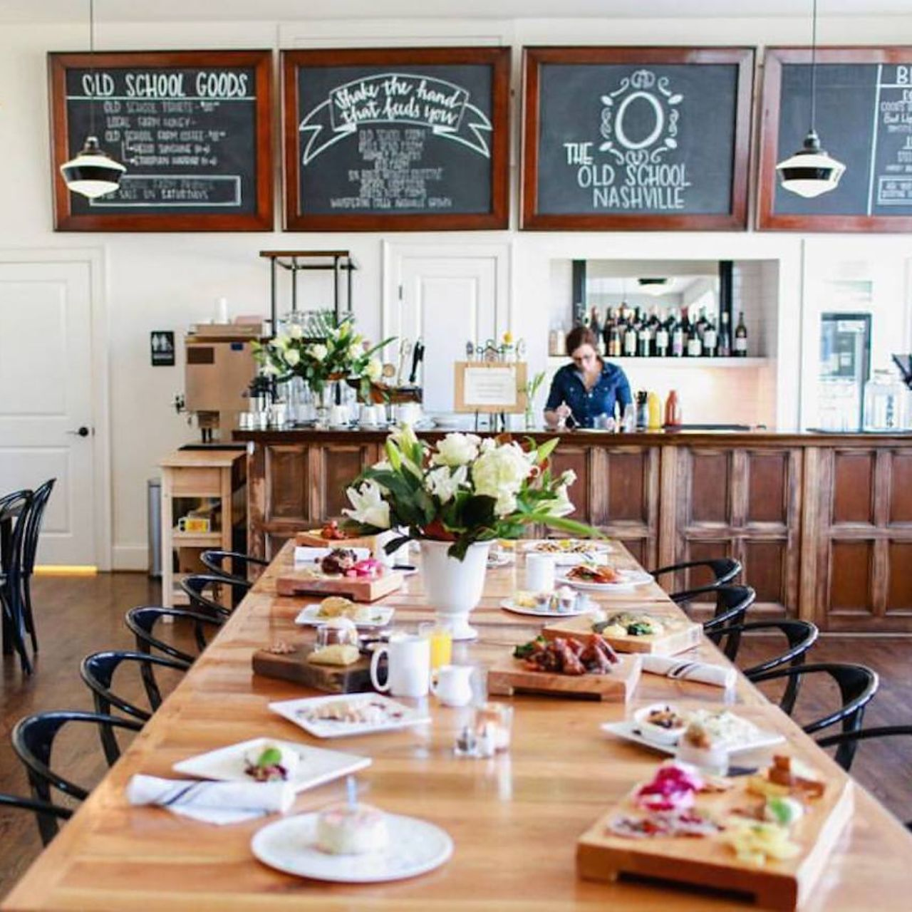 The Old School Farm To Table Restaurant Nashville Tn Opentable
