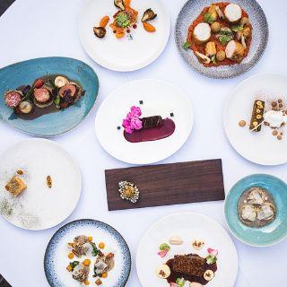 A photo of Pangea restaurant