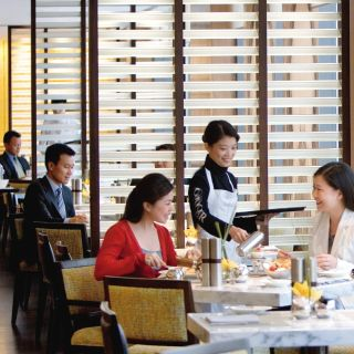 A photo of Café Causette - Mandarin Oriental Hong Kong restaurant
