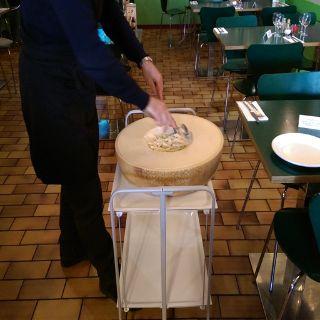La Pizzeria Italianaの写真