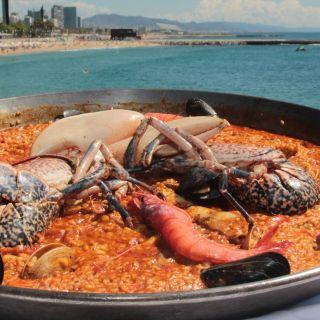 Una foto del restaurante La Barca Del Salamanca