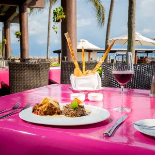 Una foto del restaurante Havana Moon at Vidanta Vallarta