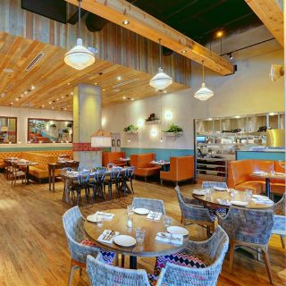 A photo of Nada - Nashville restaurant