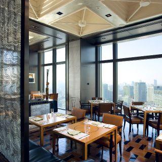 A photo of K'shiki - Mandarin Oriental Tokyo restaurant