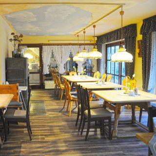 A photo of Paulaner Wirtshaus am Ostenmeer restaurant