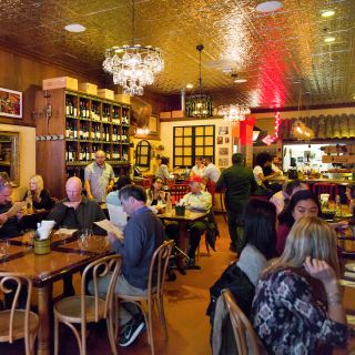 A photo of Aquitaine restaurant