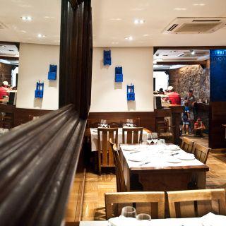 Una foto del restaurante Irati Taverna Vasca