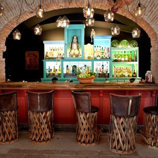 Una foto del restaurante Oaxaca Cuina Mexicana