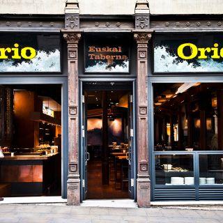 Una foto del restaurante Orio Gòtic