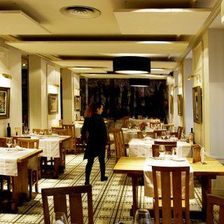 A photo of Sagardi En Euskal-Etxea restaurant
